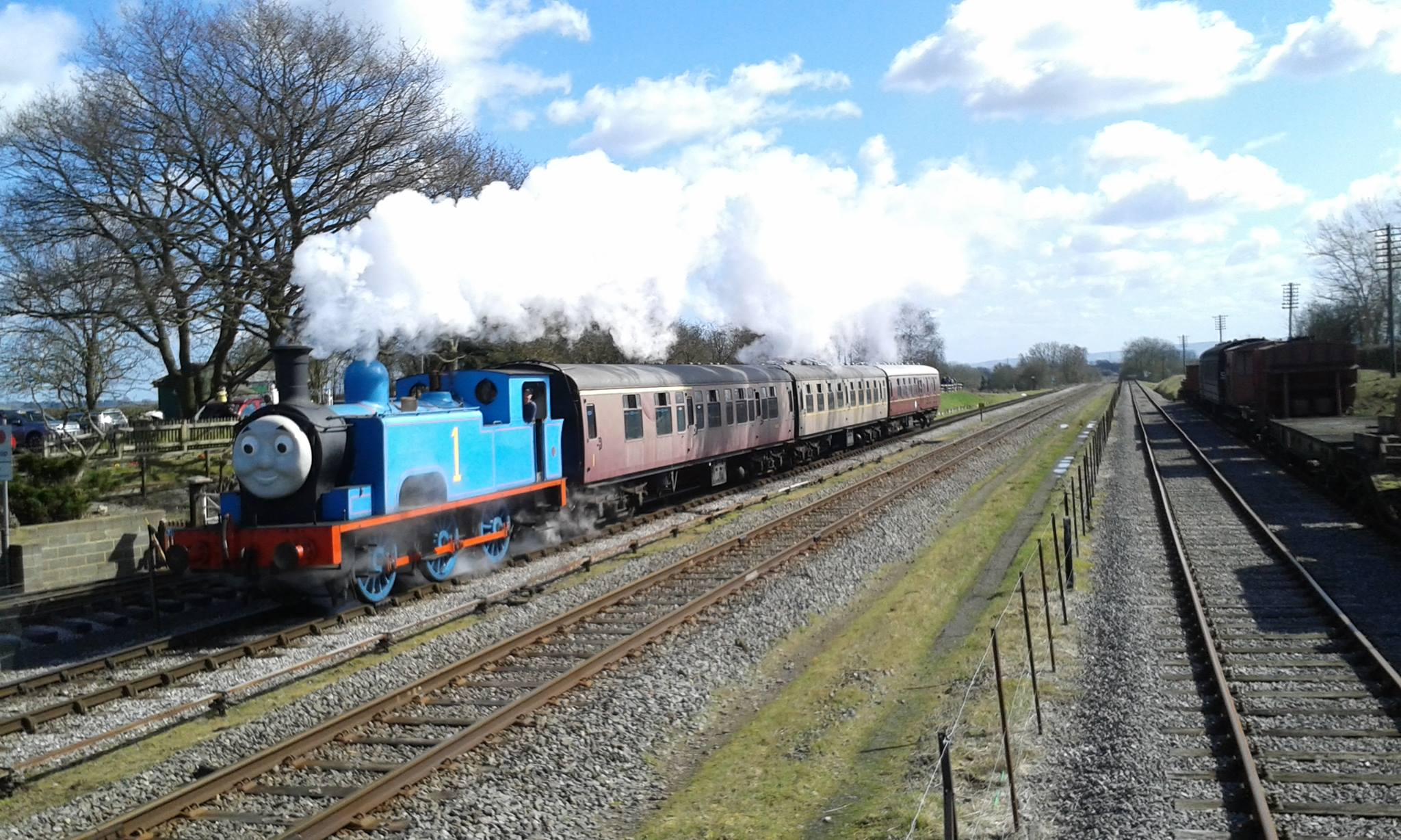 Day Out With Thomas Buckinghamshire Railway Centre