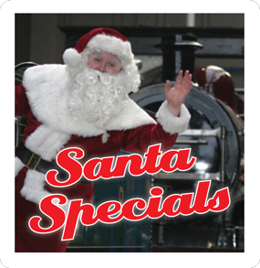 Santa Specials                         (non-Thomas days)