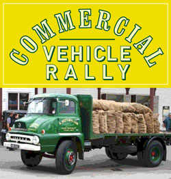 Historic Commercial Vehicle Rally