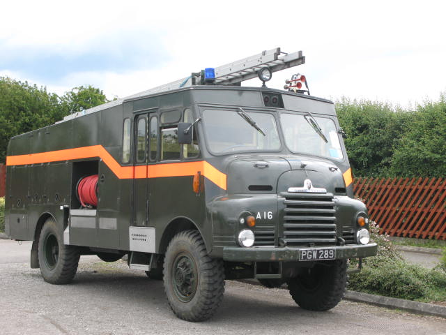 Fire Engine Rally