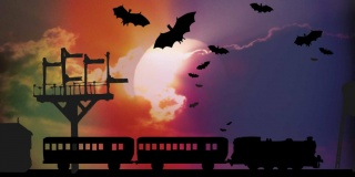 Halloween Disco & Spooky Night Train