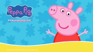 Peppa Pig is Coming!