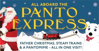 The Panto Express with Father Christmas